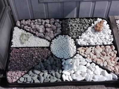 Łupany kamień polny 10