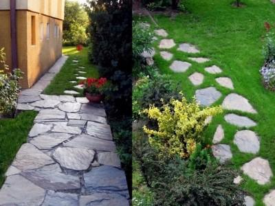 rodzaje drog z kamienia