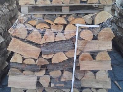 wysokosc palety z drewna
